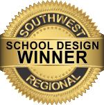 Achievement - Southwest Regional School Design Competition Winner