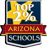 Achievements - Top 2 Percent of Arizona Schools