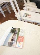 Program waits on seat at charter school ribbon cutting ceremony