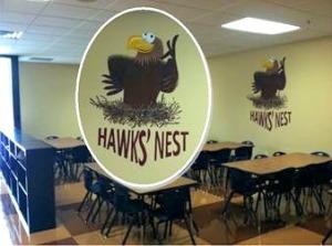 Painted Rock Academy Hawks' Nest