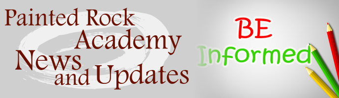 Painted Rock Academy Newsletters