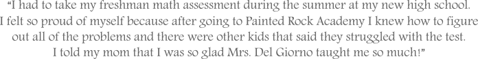 Painted Rock Academy Parents Rave Review