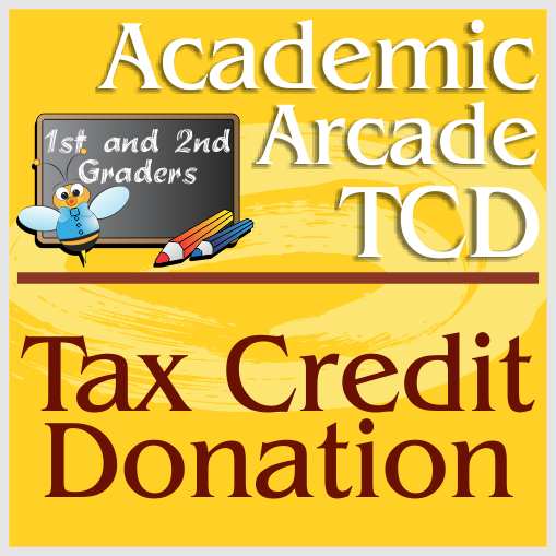 Painted Rock Academy Academic Arcade Tax Credit Donation