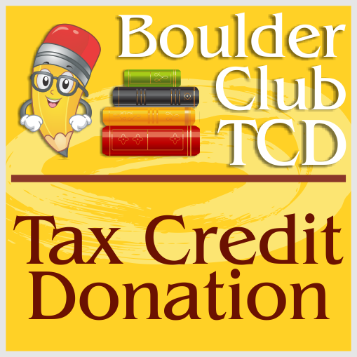 Painted Rock Academy Boulder Club Tax Credit Donation
