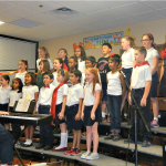 Painted Rock Academy charter school choir chorus