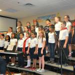 Painted Rock Academy charter school choir chorus